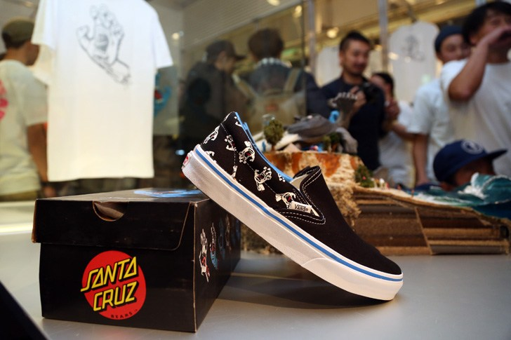SCREAMING HAND 30th ANNIVERSARY ART SHOW at BEAMS T Recap | Sneaker Resource