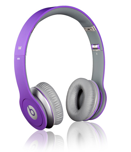 JustBeats Solo High Performance On-Ear Headphones with ControlTalk - Beats by Dr. Dre by Monster