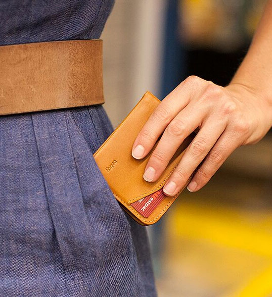 Carry Out - Slim Leather Wallets by Bellroy