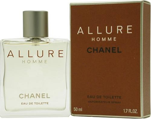 Amazon.com: ALLURE For Men By CHANEL Eau de Toilette Spray: CHANEL: Beauty