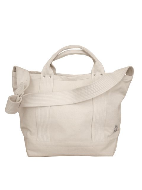 ENDS and MEANS 2way tote bag | DOCKLANDS Store