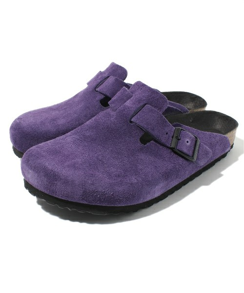 BIRKENSTOCK / BIRKENSTOCK / BOSTON VL Violet (MEN)(サンダル) - ZOZOTOWN