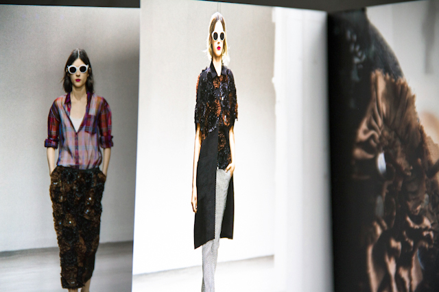 SOME/THINGS MAGAZINE / SECRET / AGENCY - BLOG - DRIES VAN NOTEN FEMME SS2013 LOOKBOOK FEATURING PHOTOGRAPHY BY SOME/THINGS