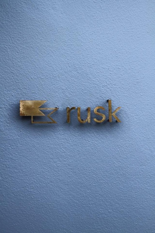 OUR new STORE | rusk × Dept.