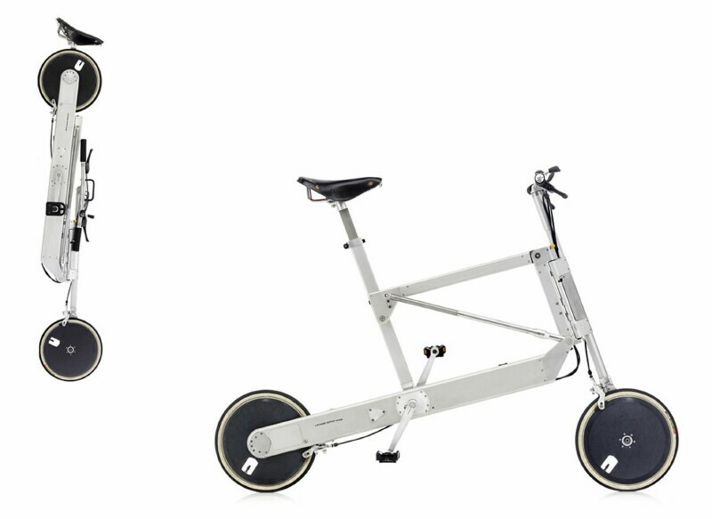 Sapper Zoom Bike folding bike