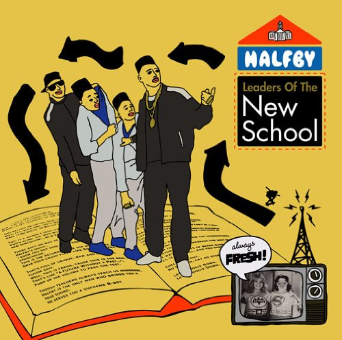 Amazon.co.jp: LEADERS OF THE NEW SCHOOL: HALFBY: 音楽