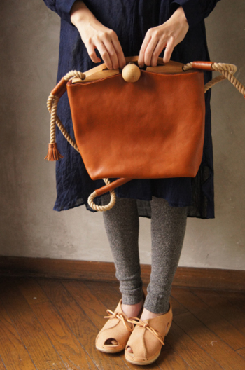 【eatable of many orders エタブル】Ion Square Bag(継続品番) eatable of many orders T.T. GARRET