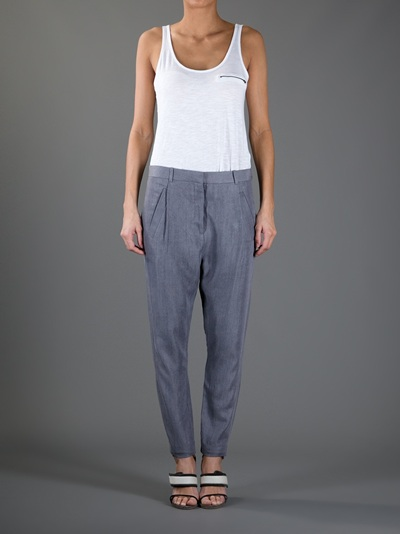 Acne 'Sensation' Trouser - Seasons - farfetch.com