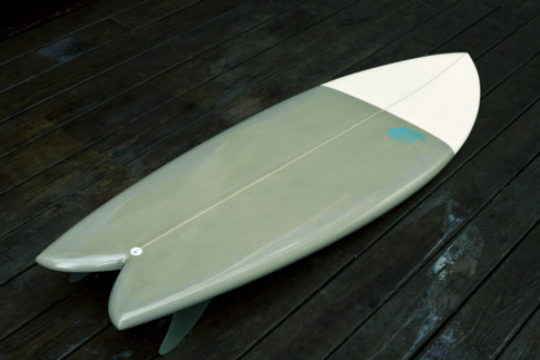Saturdays Surf NYC | Online Store | Keel Fish, Green