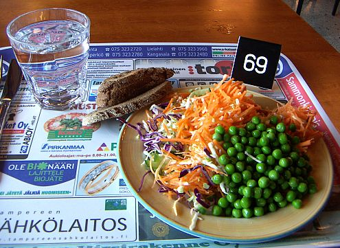 What Finnish Fast Food You will Find in Finland!