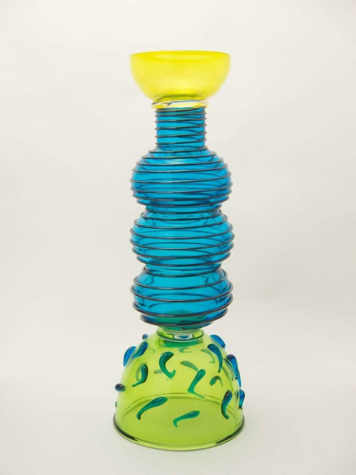 Vase Alioth by Ettore Sottsass at 1stdibs