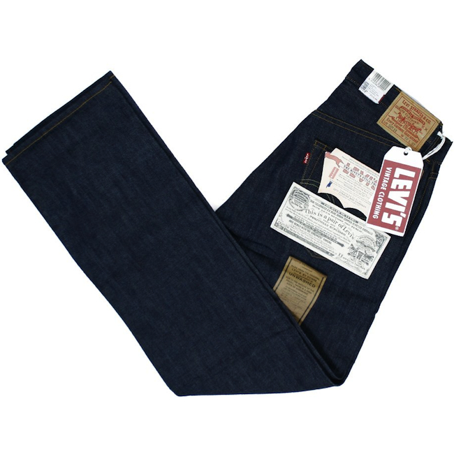 LEVIS VINTAGE CLOTHING 1947 discount sale voucher promotion code | fashionstealer