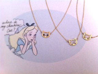 ★ Blog -Kitten Necklace- ★