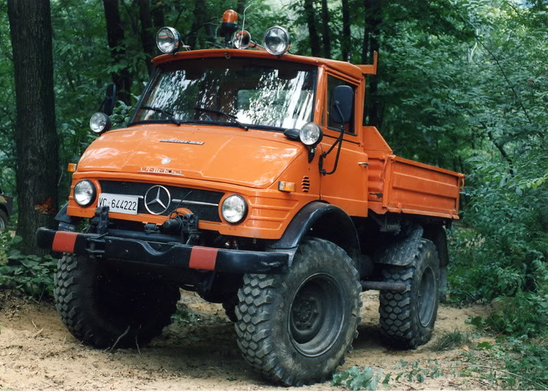 Mercedes-Benz Unimog | 9th Generation Honda Civic Forum