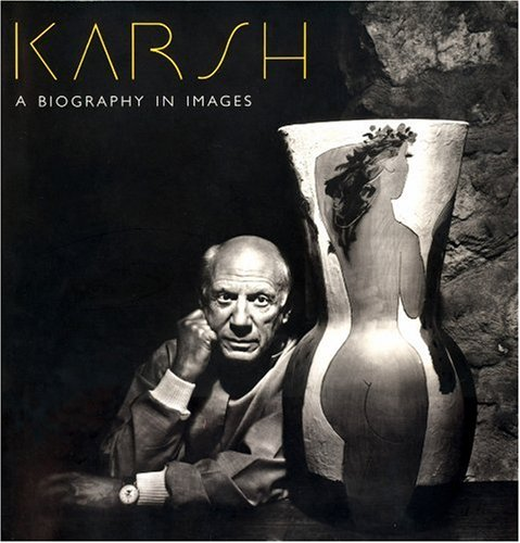 Amazon.com: Karsh: A Biography In Images (9780878466719): Malcolm Rogers, Yousuf Karsh: Books