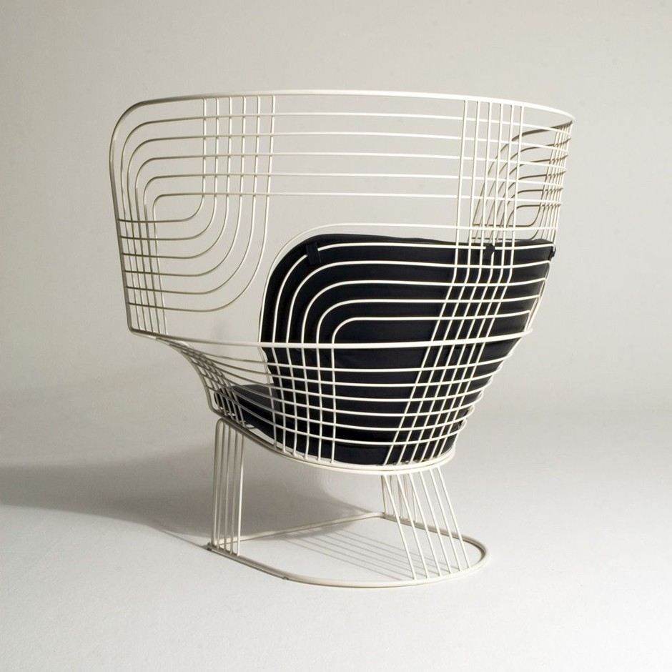 Link Easy Chair Armchair by Tom Dixon