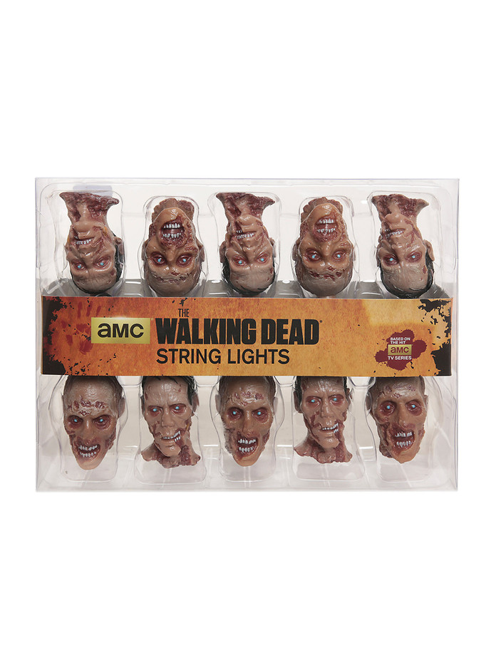 The Walking Dead Walkers String Lights   Hot Topic