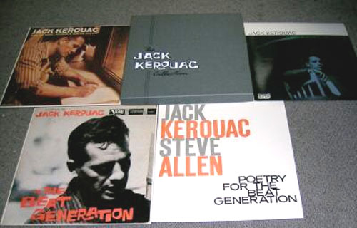 Images for Jack Kerouac - The Jack Kerouac Collection