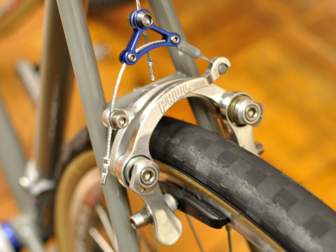 Paul Racer Brake / Silver - 名古屋の自転車屋|Circles