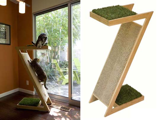 BRAND NEW! Introducing ZcaT Design|moderncat :: cat products, cat toys, cat furniture, and more…all with modern style