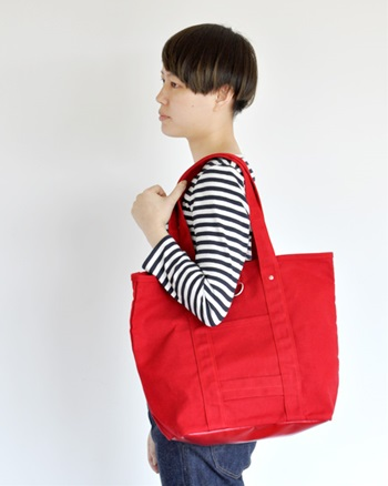 BAGWORKSコラボ帆布トート小|中川政七商店|中川政七商店公式通販サイト|中川政七商店公式通販