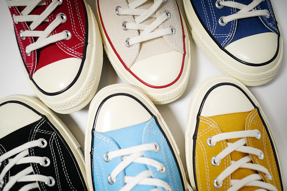 Converse 1970s Chuck Taylor All Star Collection | Hypebeast