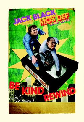 Be Kind Rewind (2008) - Trailers, Reviews, Synopsis, Showtimes and Cast - AllMovie
