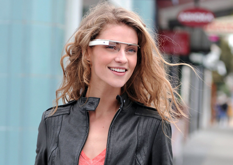 IT'S REAL: Check Out What It's Like Using Google's Crazy Computerized Glasses