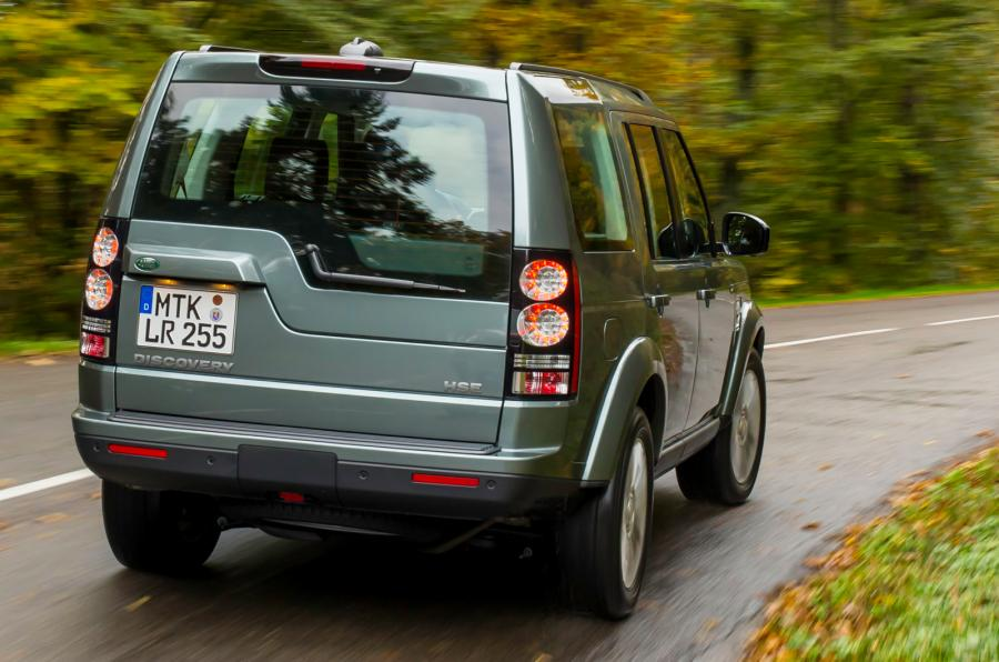 Land Rover Discovery Review | Autocar