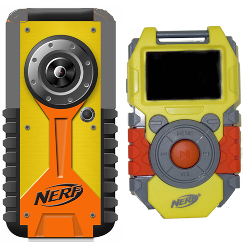 NERF-Branded Tech Gear from Sakar Set to Blast Off for the Holidays — The Gadgeteer