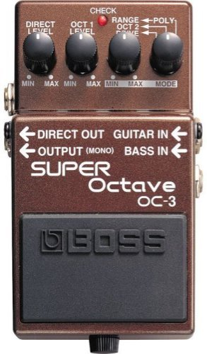 Amazon.com: Boss OC-3 Super Octave: Musical Instruments