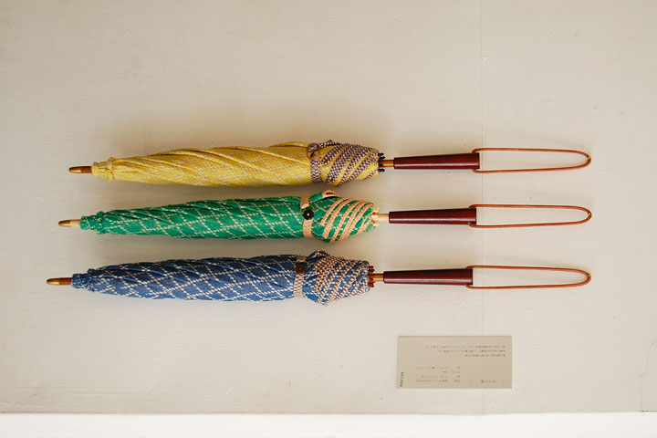 "Iida Umbrella Shop ""2009 spring - parasol"" 