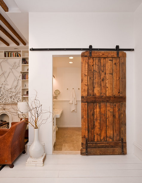 Fancy - Sliding Barn Door by the Brooklyn Home Company