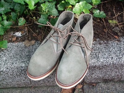 Nigel Cabourn: THE ARMY GYM x RED WING