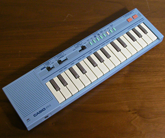 organ69 : [mo034]Casio PT-1 in sky blue