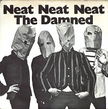 45cat - The Damned - Neat Neat Neat / Stab Your Back - Stiff - UK - BUY 10