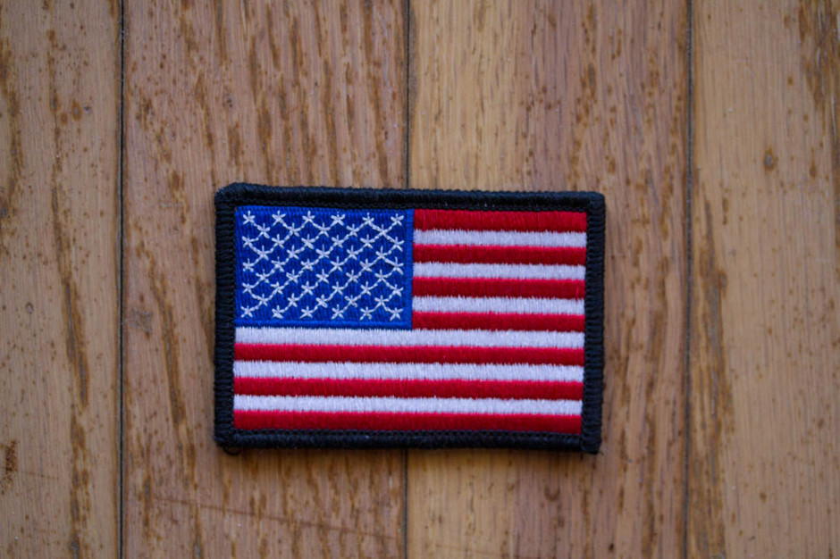 Embroidered Morale Patch | GORUCK | Built in the USA
