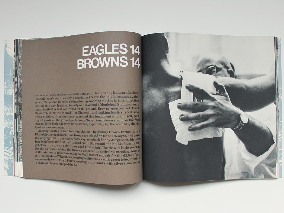 Display | Field of Vision, Lou Dorfsman | Modern and Rare Graphic Design Books