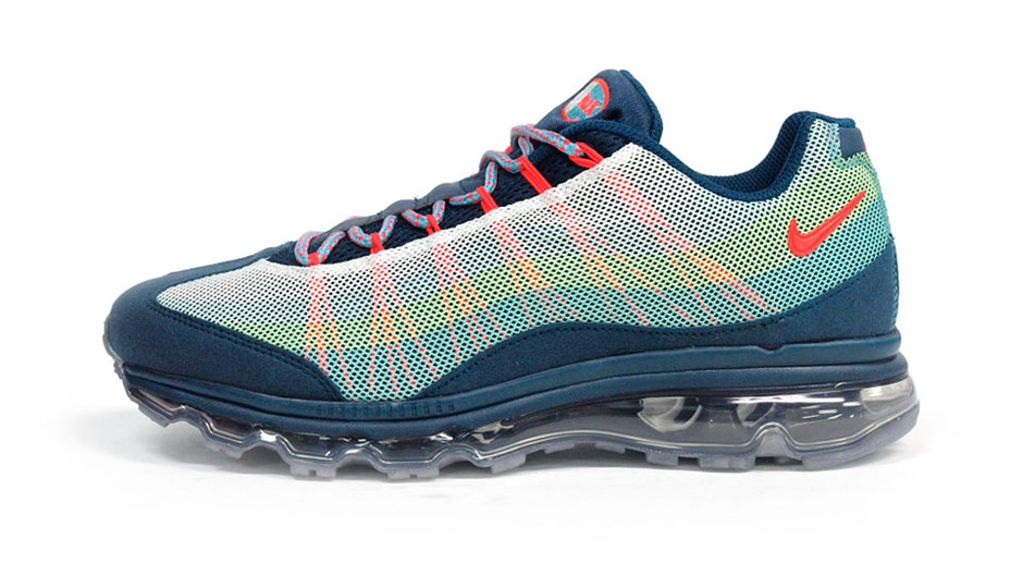 AIR MAX 95 DYN FW 「LIMITED EDITION for EX」 GRY/ORG/NVY ナイキ NIKE | ミタスニーカーズ|ナイキ・ニューバランス スニーカー 通販