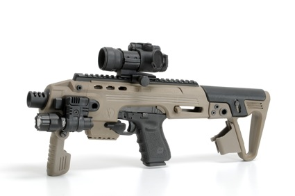 EMA Tactical RONI Pistol Carbine Conversion Kit (with video) | Tactical Life