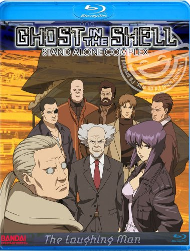Amazon.com: Ghost in the Shell: Laughing Man [Blu-ray]: Atsuko Tanaka, Kenji Kamiyama: Movies & TV