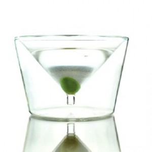 Inside Out Martini Glasses