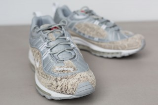 Supreme x Nike Air Max 98 Will Only Be Available Online