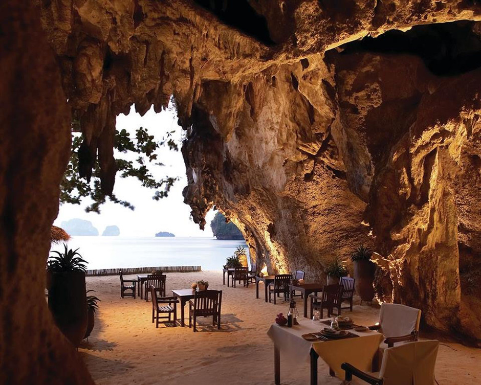 The Grotto – a Romantic Restaurant on the Beach in Thailand | Places To See In Your Lifetime