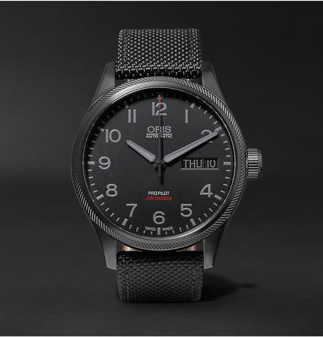 Oris - Air Racing Edition V Stainless Steel Watch