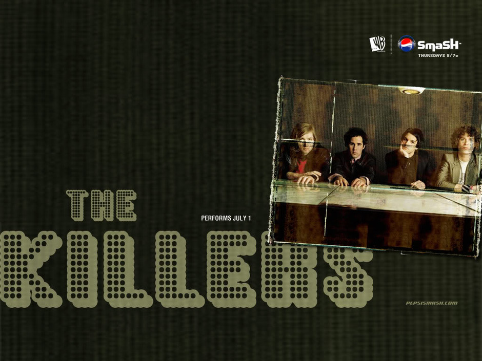 The Killers Wallpapers | Daily inspiration art photos, pictures and wallpapers