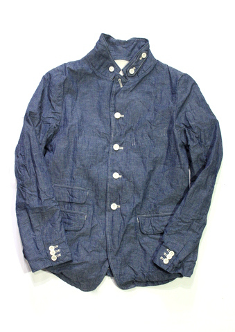 「A VONTADE」OLD POTTER CHAMBRAY JACKET | BROWN'S