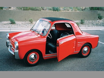 1959 Autobianchi Bianchina 500 Transformable for sale: Anamera