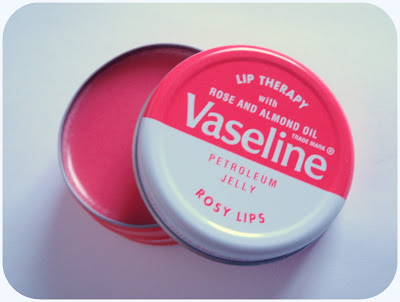 Midnight Violets || UK MakeUp & Beauty Blog: Review + Swatches: Vaseline Rosy Lips