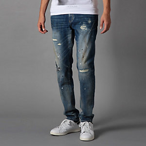 GUILD PRIME ギルドプライム | 【NUMBER (N)INE×LOVELESS・GUILD PRIME】MENS COLLABORATION DENIM | SANYO iStore/サンヨー・アイストア